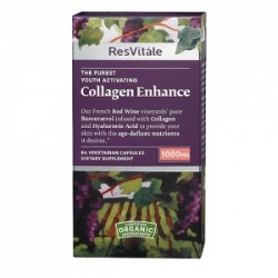 RESVITALE COLLAGEN ENHANCE, 60 CAPSULE VEGETALE