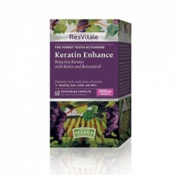 RESVITALE KERATIN ENHANCE 60 capsule vegetale