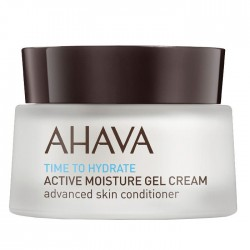 Gel hidratant Ahava Active Moisture Gel Cream, 50 ml
