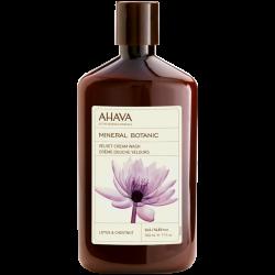 Crema de dus Ahava Mineral Botanic Lotus, 500 ml
