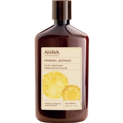 Crema de dus Ahava Mineral Botanic Pineapple, 500 ml