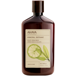 Crema de dus Ahava Mineral Botanic Lemon&Sage, 500 ml
