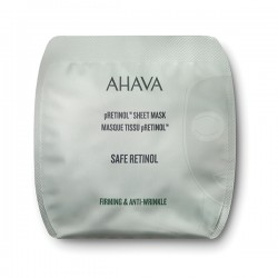 Masca foliara Ahava Safe Retinol Sheet Mask, 15 ml