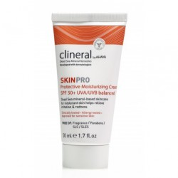 CLINERAL- SKINPRO PROTECTIVE MOISTURE SPF50
