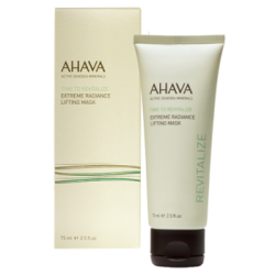 Masca cu efect de Lifting Ahava Extreme Radiance Lifting Mask, 75 ml