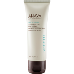 Crema de maini anti-imbatranire Ahava Age Perfecting Hand SPF15, 75ml