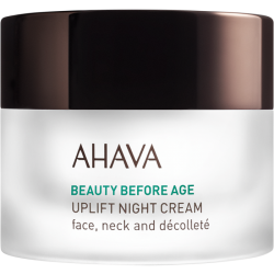 Crema de noapte cu efect lifting Ahava Uplift Night Cream, 50 ml