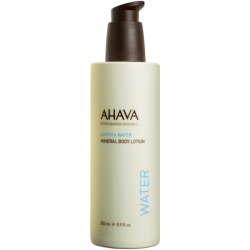 AHAVA-MINERAL BODY LOTION