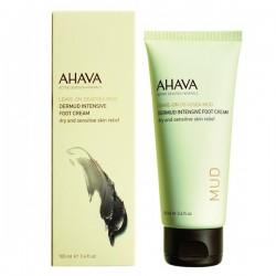Crema hidratanta pentru picioare Ahava Dermud Intensive Foot Cream, 100ml