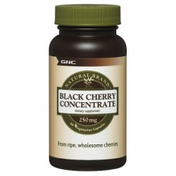 NATURAL BRAND BLACK CHERRY CONCENTRATE 120 CAPSULE VEGETALE