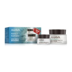 Kit Duo Antiimbatranire Perfect Partners Even Tone&Brightening Ahava, 50ml+15ml
