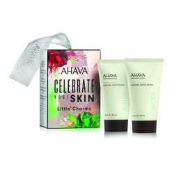 Set cadou crema maini si corp Ahava Little Charms, 2x40 ml