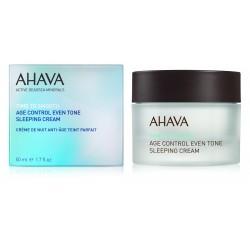 AHAVA-AGE CONTROL EVEN TONE SLEEPING CREAM