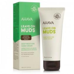 Crema de maini pe baza de namol  Ahava Leave on Muds 100ml