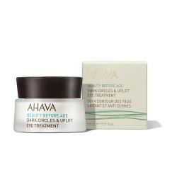 Crema ochi cu efect anti cearcane Ahava Dark Circles & Uplift, 15 ml