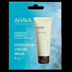 Crema masca hidratanta Ahava single-use Hydration Cream Mask, 8 ml