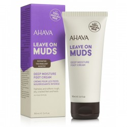 Crema de picioare pe baza de namol Ahava Leave on Muds 100ml