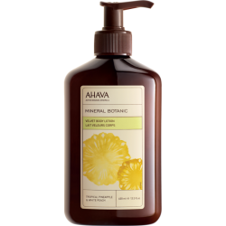 AHAVA-MINERAL BOTANIC BODY LOTION PINNEAPLE
