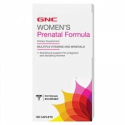 GNC Women's Prenatal Formula, 120 Tablete