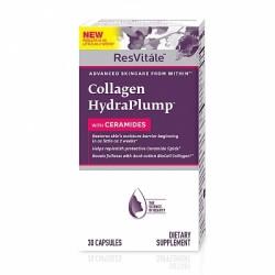 RESVITALE COLLAGEN HYDRAPLUMP CU CERAMIDE, 30 CAPSULE