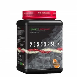 Performix ProWhey+ Super Male T cu Aroma de Portocale, 670 g