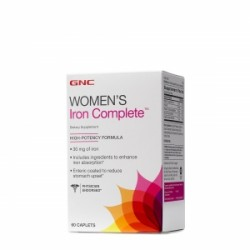 GNC Women's Fier Complet, 60 Tablete