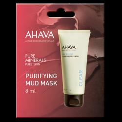 Masca din namol pentru curatare Ahava single use Mud Mask, 8 ml
