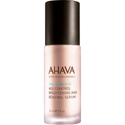 Ser pentru fata Ahava Age Control Brightening and Renewal, 30 ml
