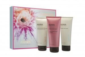 AHAVA-KIT TRIO HAND CREAM