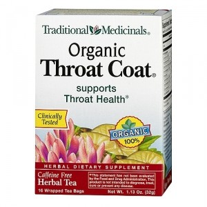 TRADITIONAL MEDICINALS THROAT COAT 16 PLICULETE