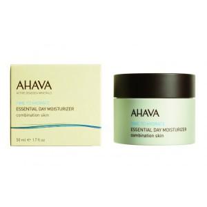 Crema hidratanta pentru ten mixt Ahava Essential day Moisturizer Combination, 50ml