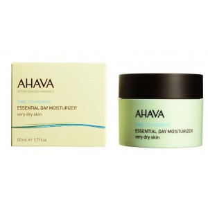 Crema hidratanta ten foarte uscat Ahava Essential Day Moisturizer Very Dry 50ml