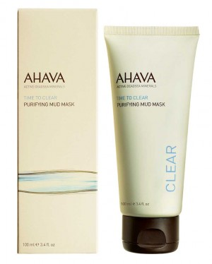 AHAVA-PURIFYING MUD MASK