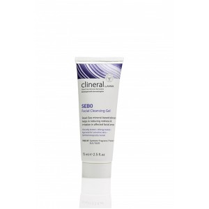 CLINERAL- SEBO FACIAL CLEANSING GEL