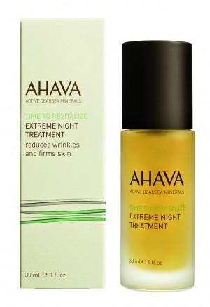 Crema de fata pentru noapte Ahava Extreme Night Treatment, 30ml