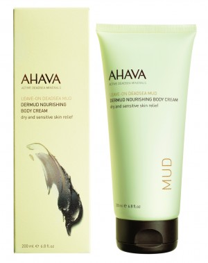 AHAVA-DERMUD NOURISHING BODY CREAM