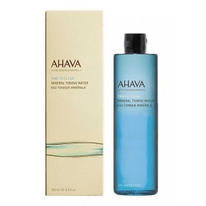 Solutie tonica demachianta Ahava Mineral Toning Water, 250ml