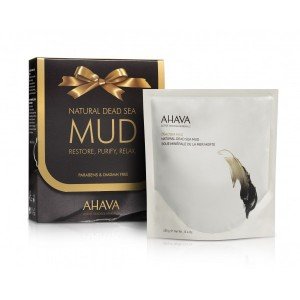Namol pentru corp Ahava Dead Sea Mud Bag in a Box, 400 gr