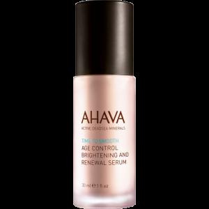 Ser pentru fata Ahava Age Control Brightening and Renewal, 30 ml
