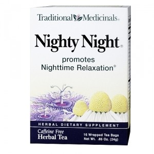 TRADITIONAL MEDICINALS NIGHTY NIGHT 16 PLICULETE