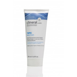 CLINERAL- BODY CREAM