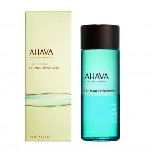 Demachiant pentru ochi Ahava Eye Makeup Remover, 125 ml