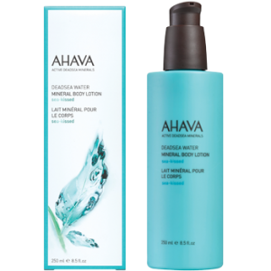 AHAVA-MINERAL BODY LOTION SEA-KISSED