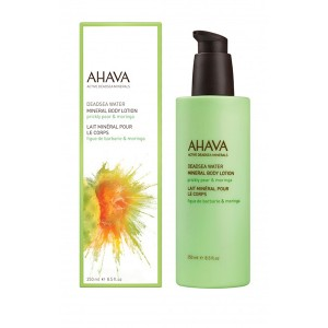 Lotiune de corp Ahava Mineral Body Lotion Prickly Pear & Moringa, 250ml