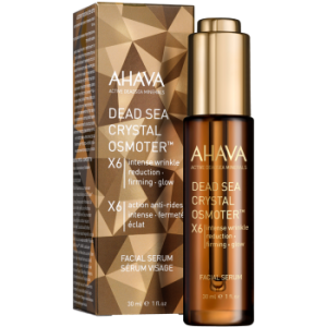 AHAVA-DEAD SEA CRYSTAL OSMOTER X6 FACIAL SERUM