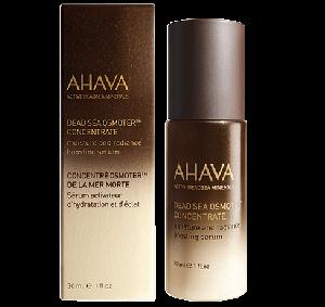 Ser pentru fata Ahava Dead Sea Osmoter Concentrate, 30 ml