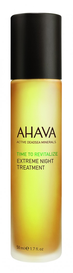 AHAVA-EXTREME NIGHT TREATMENT