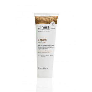 CLINERAL- D-MEDIC FOOT CREAM