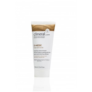 CLINERAL- D-MEDIC FOOT GEL-SCRUB