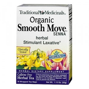 TRADITIONAL MEDICINALS SMOOTH MOVE 16 PLICULETE
